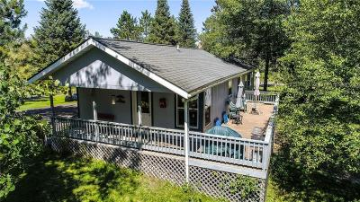 Single Family Home For Sale: 10189 W Old Hwy 70