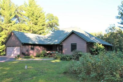 Single Family Home For Sale: 23386 Stoltz Road