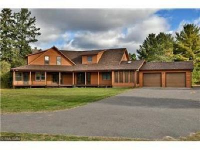 Single Family Home For Sale: 16708 S County Road G