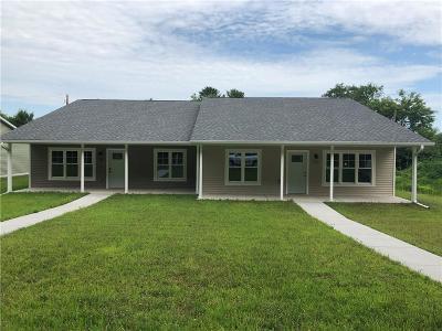 Chetek Multi Family Home For Sale: 522/524 Ridgeway #1-2