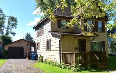 Rice Lake Single Family Home Active Under Contract: 416 W Marshall Street
