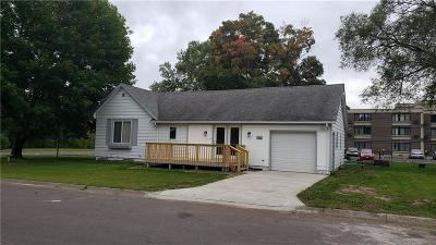 Rice Lake Single Family Home Active Under Contract: 304 Horton Street