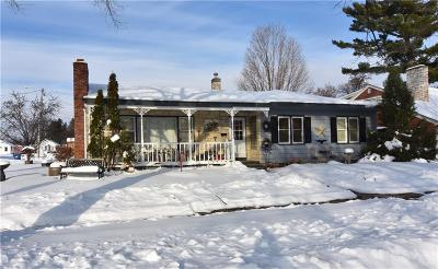 Rice Lake Single Family Home For Sale: 515 W Stout Street