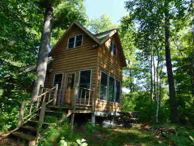 Single Family Home For Sale: W902 Spider Lake Landing Road