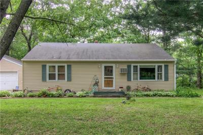 Single Family Home For Sale: 5159 North Shore Drive