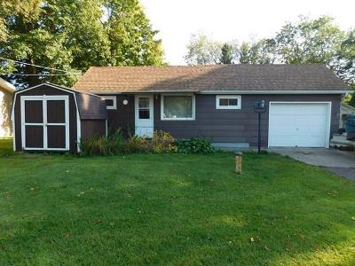 Rice Lake WI Single Family Home For Sale: $129,000