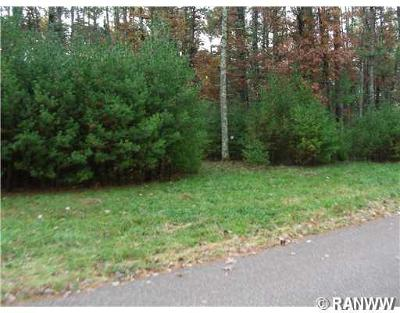 Residential Lots & Land Closed: W8451 Forest Ln