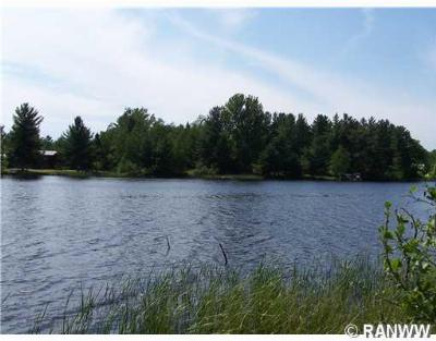 Sawyer County Residential Lots & Land For Sale: 1 N Price Dam Road