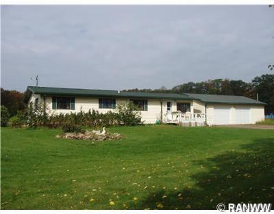 Exeland Single Family Home For Sale: 971 W Zettel Road