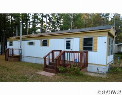 Manufactured Home Sold: W8340 Gravel Street