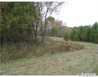 Jackson County, Clark County, Trempealeau County, Buffalo County, Monroe County, Chippewa County, Eau Claire County Residential Lots & Land For Sale: W13900 Hwy P
