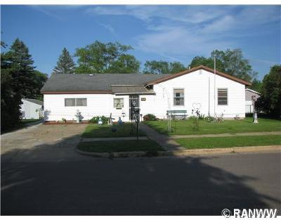 Black River Falls WI Single Family Home For Sale: $89,900