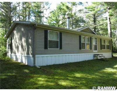 Manufactured Home Sale Pending: N9290 Wren Ln