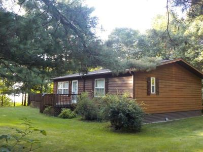 Siren WI Single Family Home For Sale: $215,000