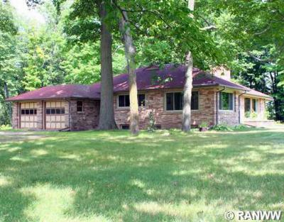 Ladysmith Single Family Home For Sale: N4469 Hwy 27