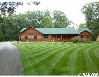 Black River Falls Single Family Home For Sale: W11630 Goldsmith Road