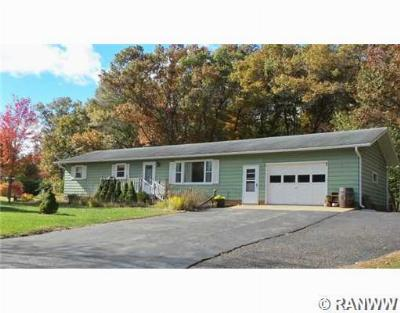 Single Family Home Sale Pending: N3961 Hwy 54