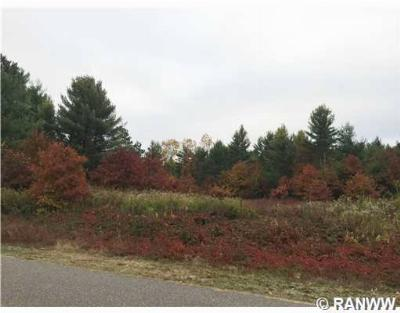 Black River Falls WI Residential Lots & Land Sale Pending: $15,000