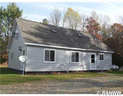Single Family Home Sale Pending: N8830 Hwy E