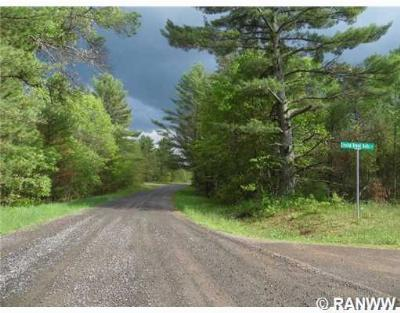 Black River Falls WI Residential Lots & Land Sale Pending: $20,000