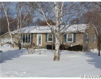 Single Family Home Sale Pending: W7734 Old Hwy. 93