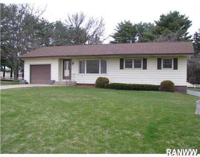 Single Family Home Sold: W11412 Hwy 121