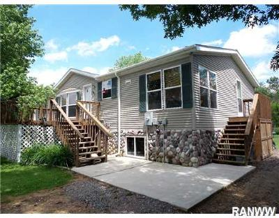 Fairchild WI Manufactured Home For Sale: $84,500