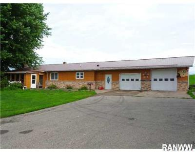 Single Family Home Sold: W12510 Hwy 95