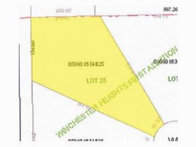 Residential Lots & Land For Sale: W Benelli Ct