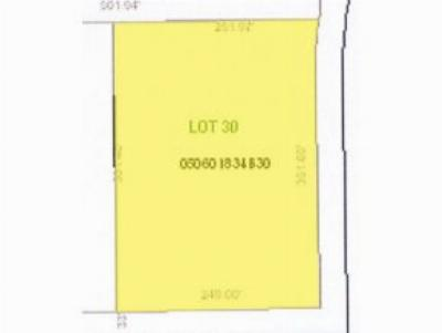 Residential Lots & Land Active-No Offer: Geano Beach