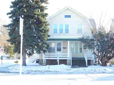 Green Bay Multi Family Home For Sale: 601 S Ashland
