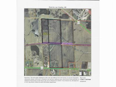 Residential Lots & Land Active-No Offer: W6783 Hwy Ooo