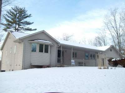 Pound Single Family Home Active-No Offer: N5140 43rd