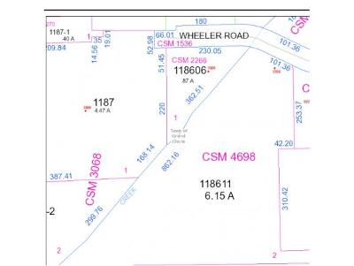 Appleton Residential Lots & Land Active-No Offer: N Westhill