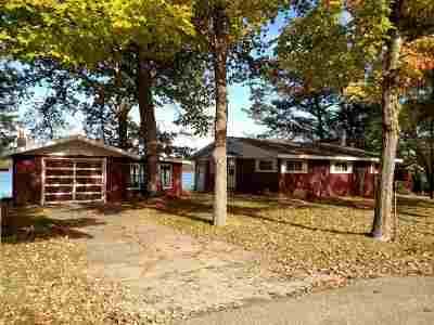Gresham Single Family Home For Sale: N7356 W River