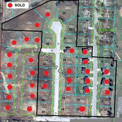 Pulaski Residential Lots & Land Active-No Offer: 701 Fur Trader