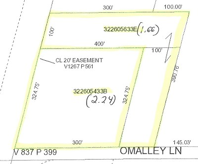Residential Lots & Land Active-No Offer: 2772 E Frontage