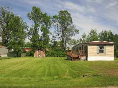 Cecil Single Family Home For Sale: N5948 Derby