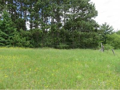 Shawano County Residential Lots & Land Active-No Offer: Rose Brook Rd