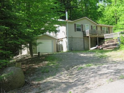 Townsend Single Family Home For Sale: 17999 Birch
