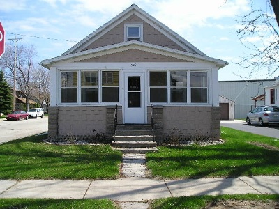 Menasha Single Family Home For Sale: 529 Milwaukee