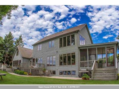 Oshkosh Single Family Home Active-Offer W/O Bump: 4756 Island View