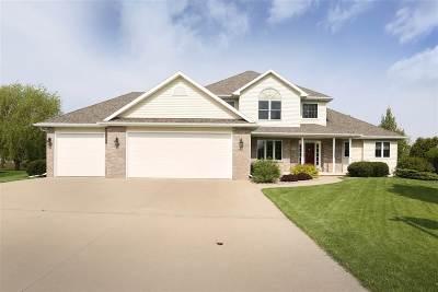 Appleton Single Family Home Active-Offer W/O Bump: 4724 Dogwood