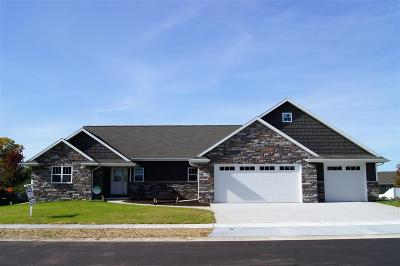 Menasha Single Family Home Active-No Offer: N8923 Harrisville