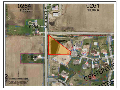 Appleton Residential Lots & Land Active-No Offer: 5189 Red Barn