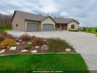 Neenah Single Family Home Active-Offer W/O Bump: 3611 Jadetree Terr