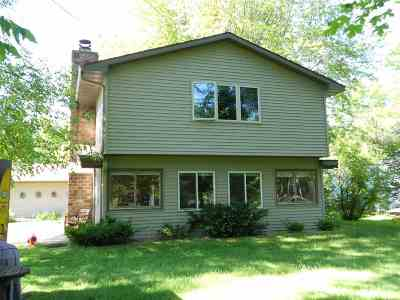Cecil Single Family Home For Sale: W4680 Swan Acre