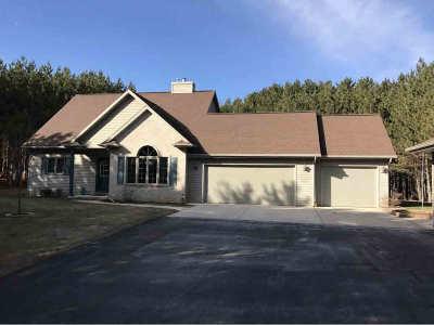 Sobieski Single Family Home Active-No Offer: 535 Hogan
