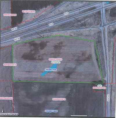 Shawano County Residential Lots & Land Active-No Offer: Hwy K