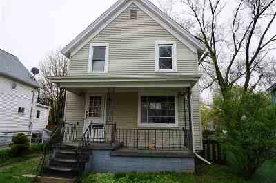 Fond Du Lac WI Single Family Home Active-No Offer: $44,900